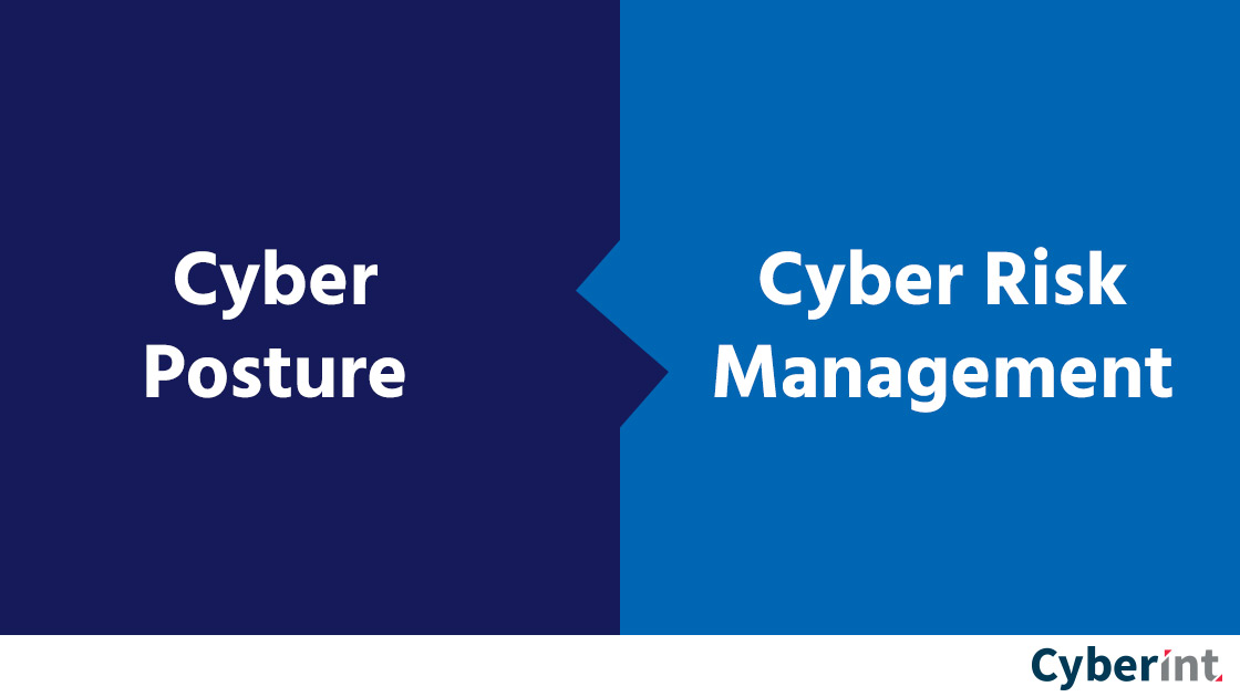 Cyber-Risk-Management-vs-cyber-posture