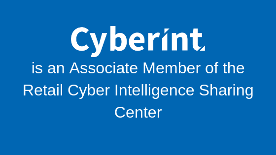 CyberInt is Associate Member of the Retail Cyber Intelligence Sharing Center (1)
